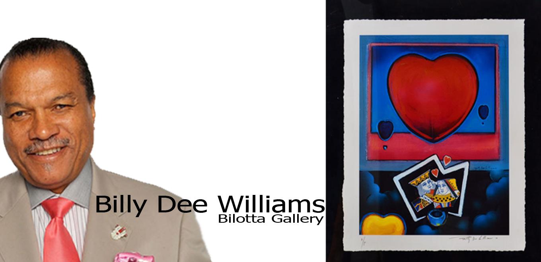 Billy Dee Williams - Bilotta Gallery