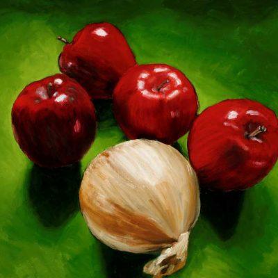 Apples-&-Onion