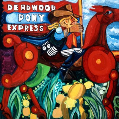 Deadwood-Pony-Express