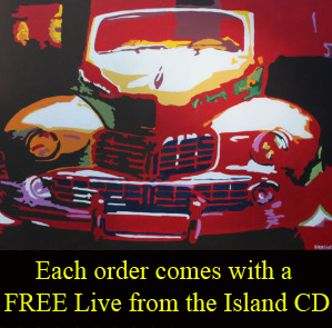 Live from the Island cd