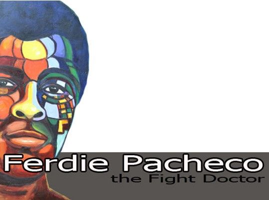 "Ferdie Pacheco ""The Fight Doctor"""